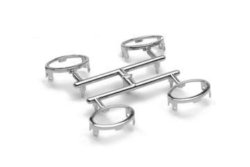 Chrome Trim Ring - Interior