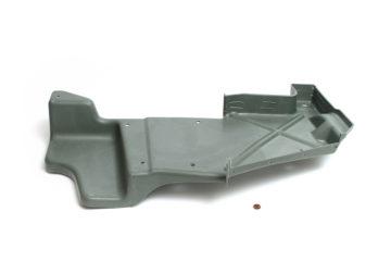 Wheel Well - Splash Shield